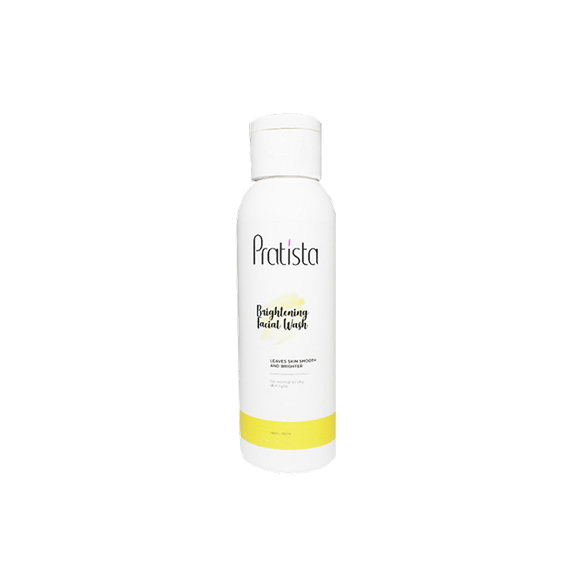 Brightening Facial Wash 100ml Pratista