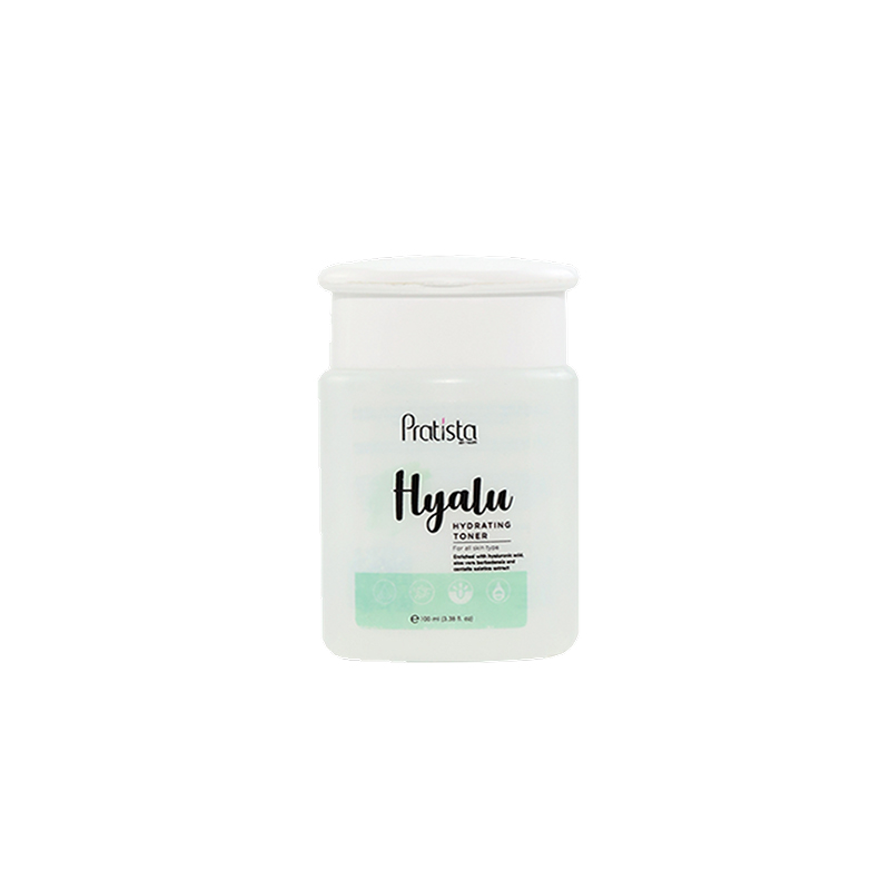 Hyalu Hydrating Toner 100ml Pratista