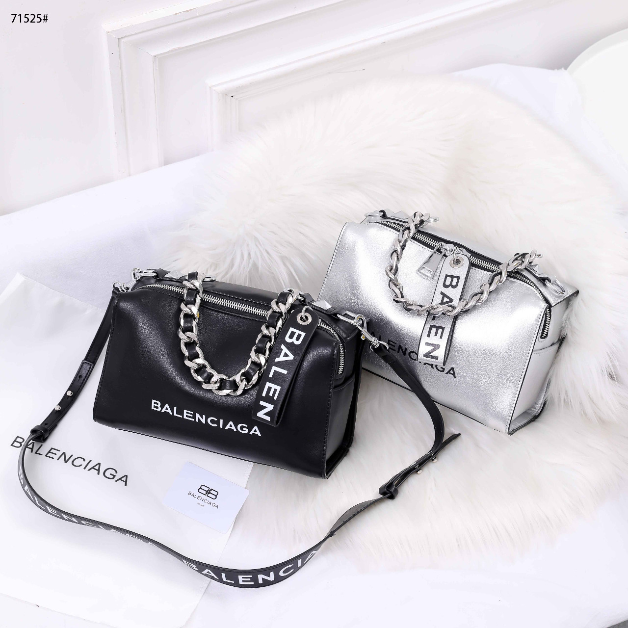 Balenciaga Leather Handbag Should Bag