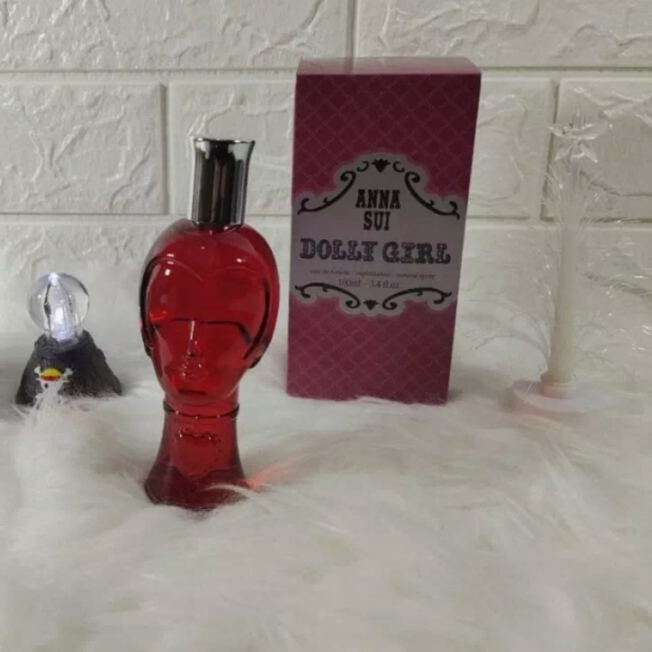 Anna Sui Dolly Red-100ml