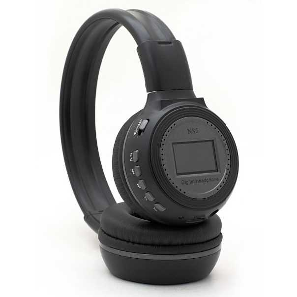Zealot N85 Headphone with FM Radio TF Slot & Mic