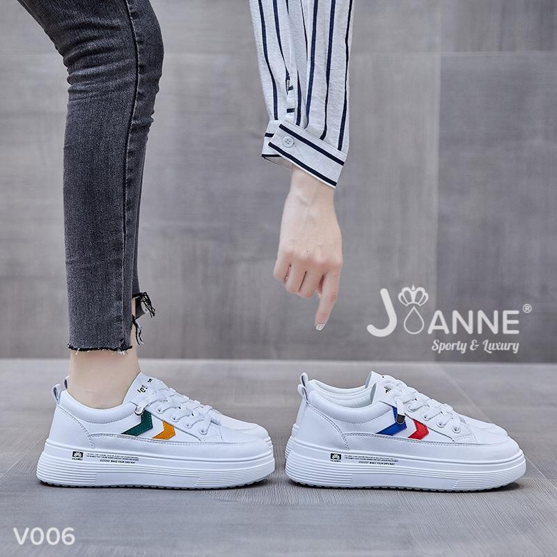 JOANNE Casual Sneakers Shoes #V006