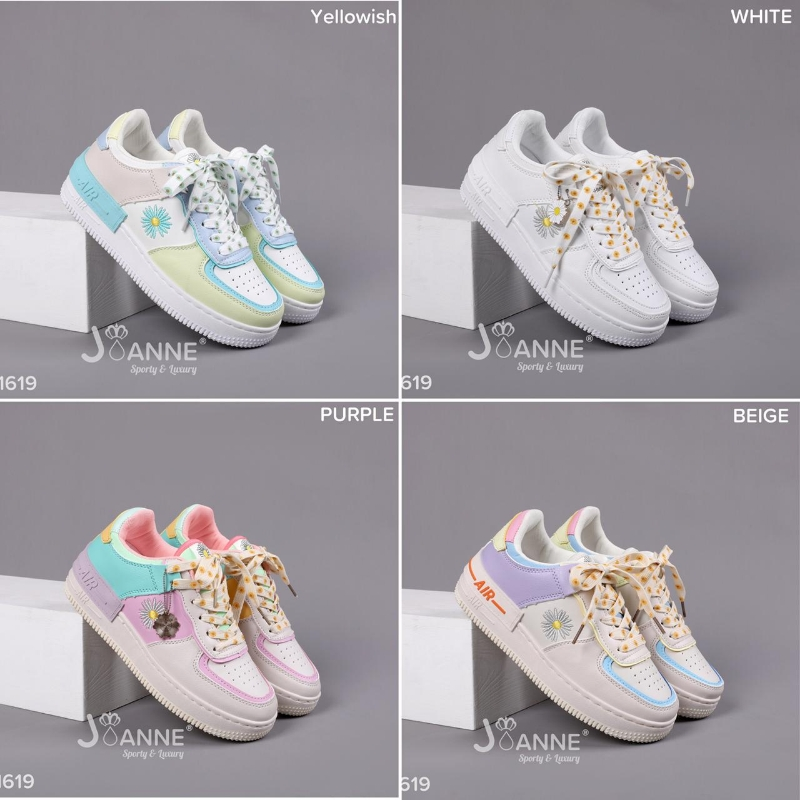 JOANNE SPORTY AIR Sneakers Shoes #1619
