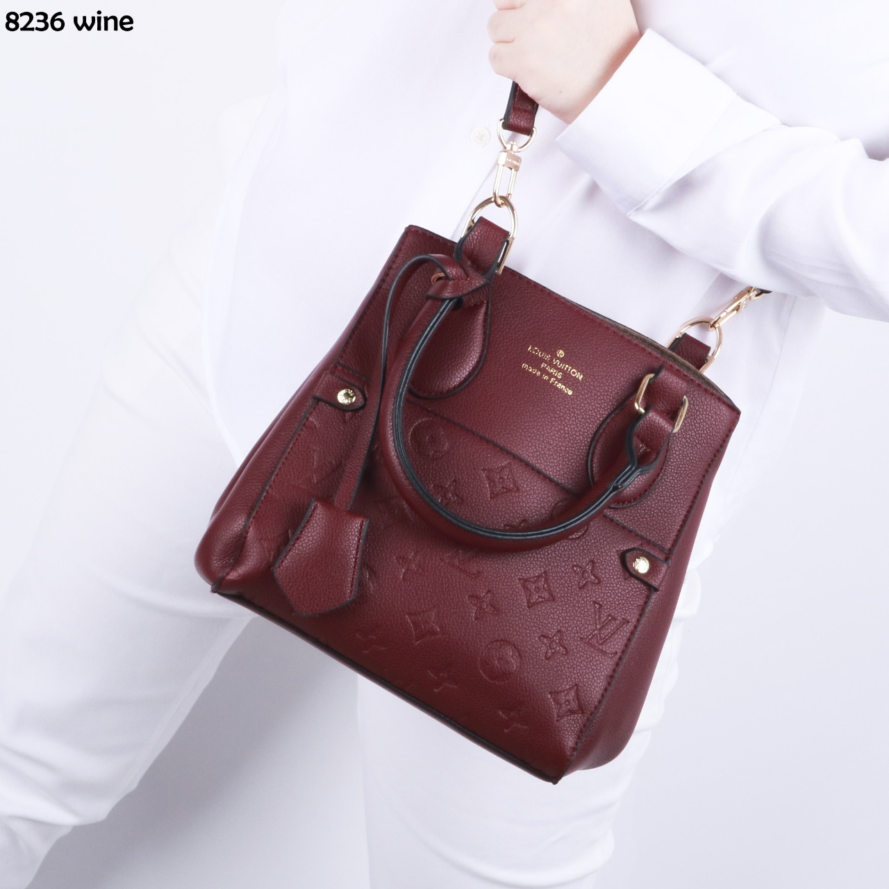 New Collection New Arrival Readystock LV Fold Tote: MD8236