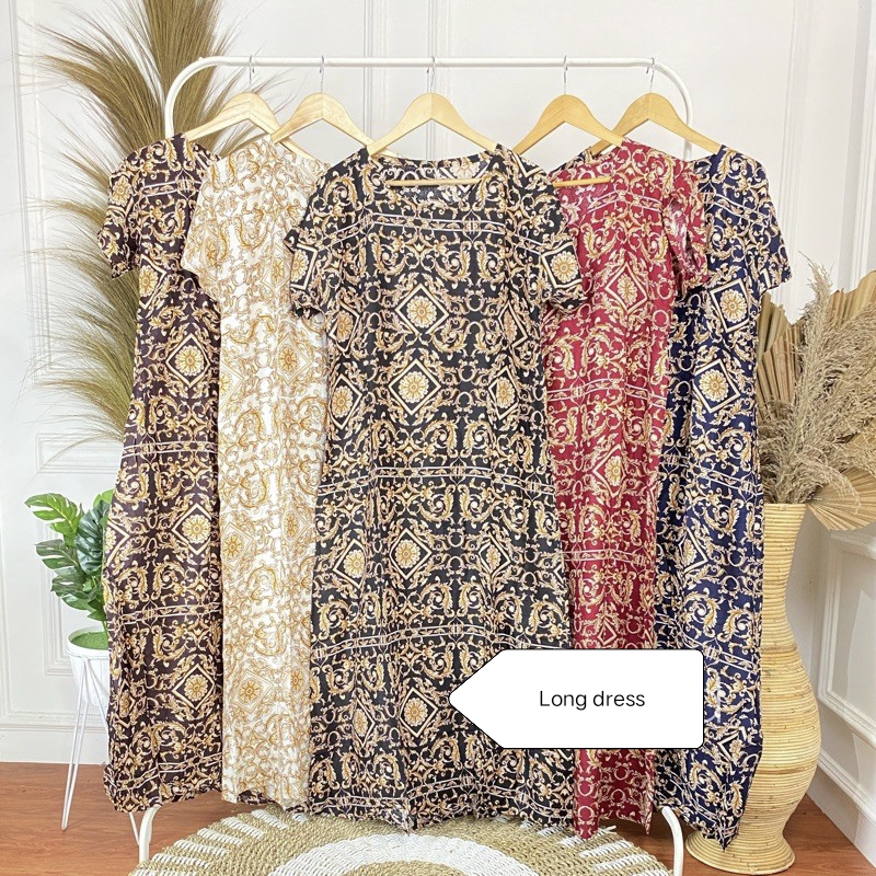 Daster Bali Long Dress / Daster panjang