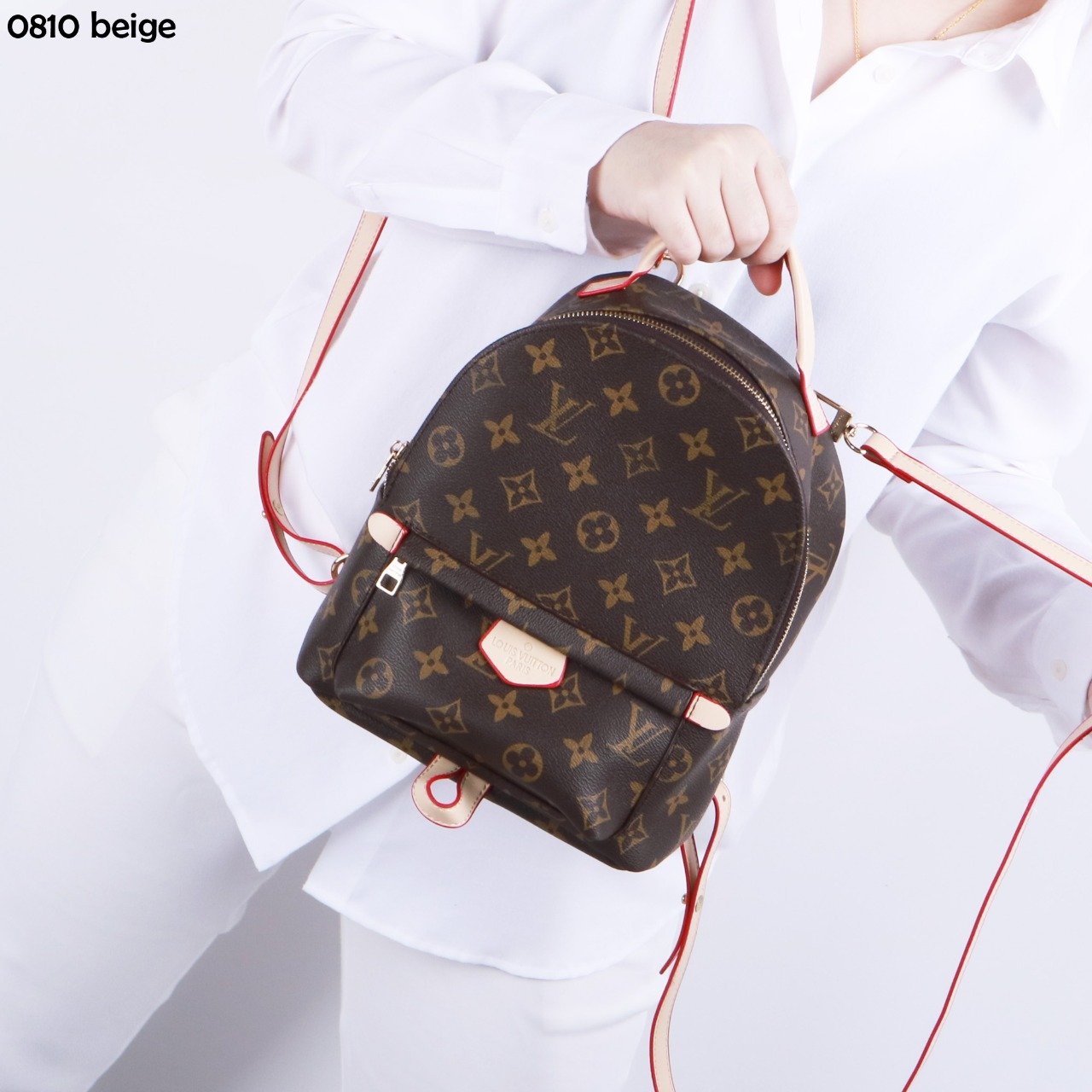 New Collection New Arrival Readystock LV Backpack Code: MD0810