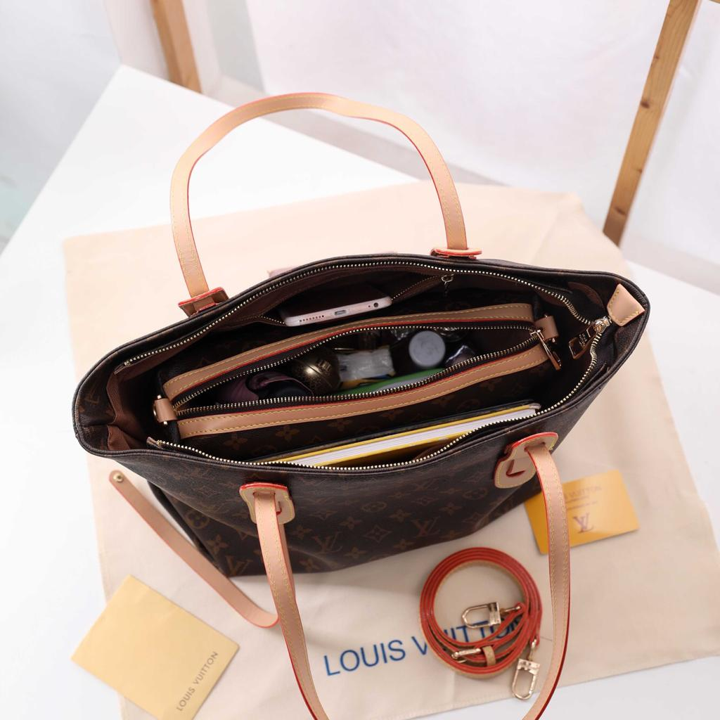 Classic Edition !!! LV Totebag in bag AAA 40160 #