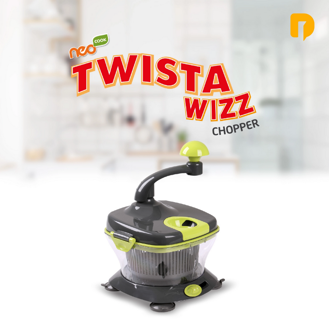 Chopper Manual Twista Wizz 3 Mata Pisau