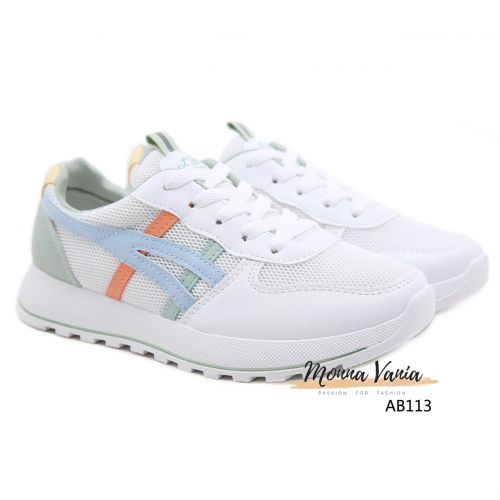 New Arrival !!  MV ADRIANA SNEAKERS #AB113