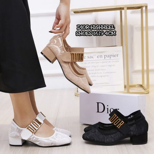 NEW ARRIVAL DIOR BABY-D HIGHHEEL SHOES 1619