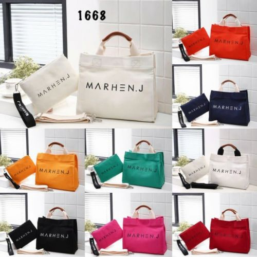 Restock Most Wanted !! M. J Rico Bag II with Pouch #1668