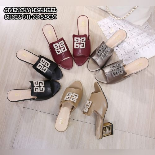 L GIVENCHY HIGHHEEL SHOES 911-22