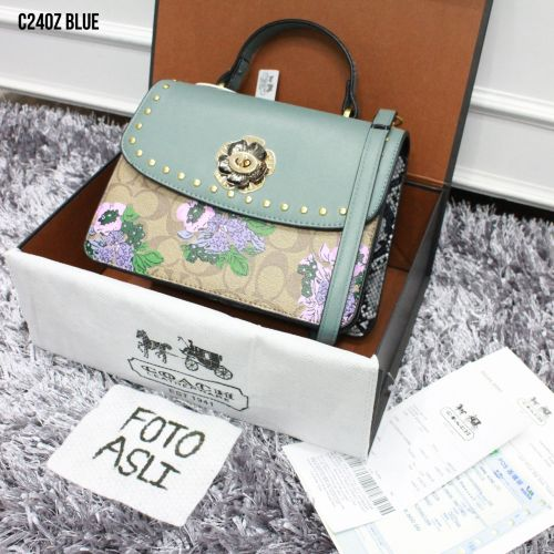 New Arrival... New CCH Parker flower Code : C 24(With Box)