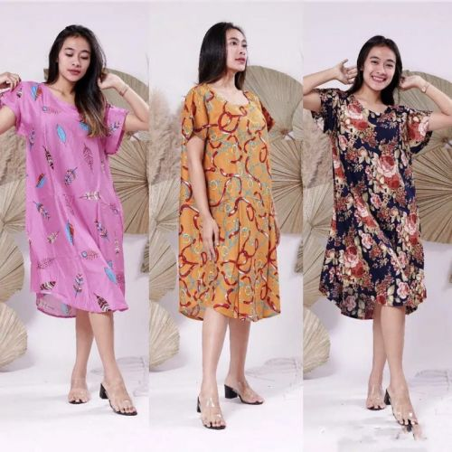 Daster bali rayon super / Daster dress