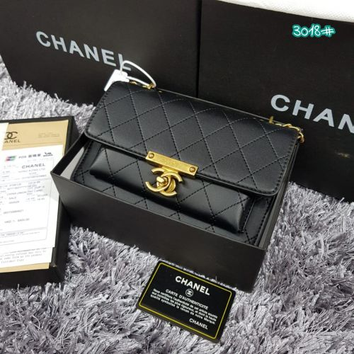 New Arrival... CH FLAP ( WITH BOX) Code : 3018