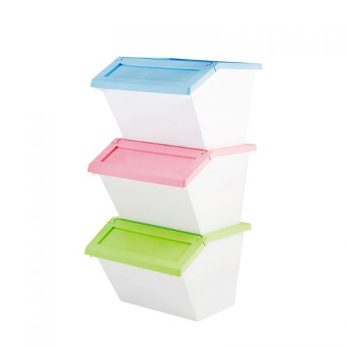 Roxanne Smart Box Container 31 L Set Of 3