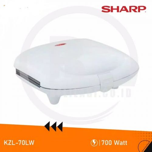 Sharp Sandwich Toaster KZS 70 LW