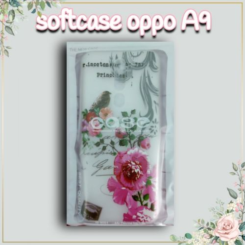 Softcase Oppo A9