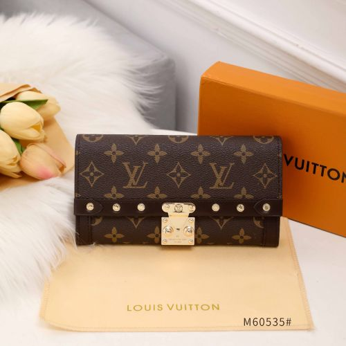 High Quality LV Wallet 👍  LV Wallet