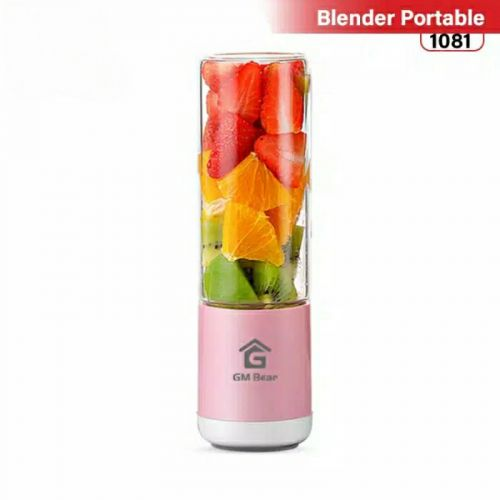 Blender Kaca 4 Mata Pisau-Portable Blender Juicer