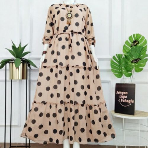 Dress Cerutti polka full puring