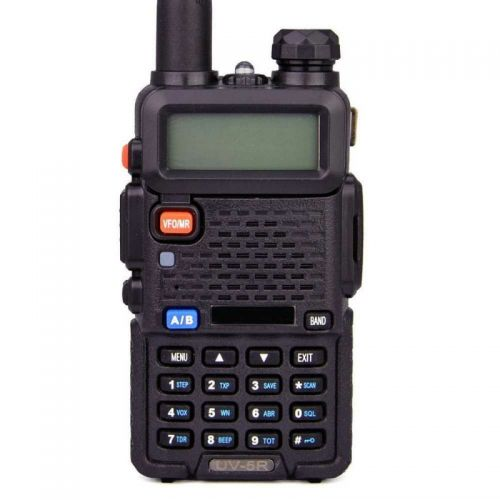 Walkie Talkie Dual Band 5W 128CH