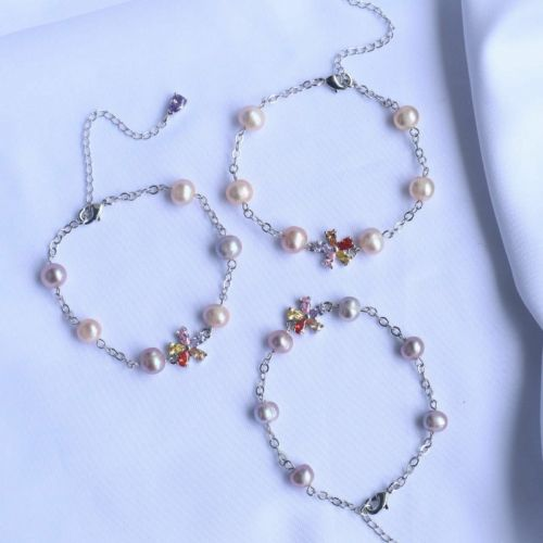 Gelang Fashion Mutiara ASLI