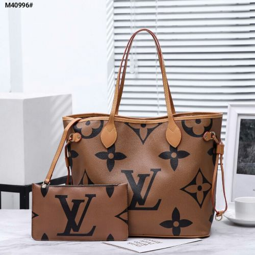 New Arrival Collection ! ! ! Lv Neverfull Set 2in1