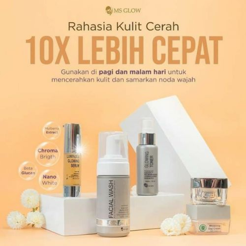 Paket Ultimate/Flek + Serum Gold
