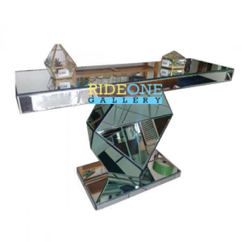 Meja Consul Diamond ClearGreen by ride one gallery