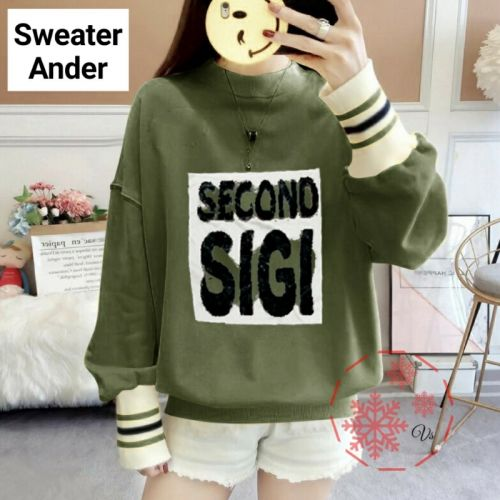 Sweater VT - BJ ANDER ARMY
