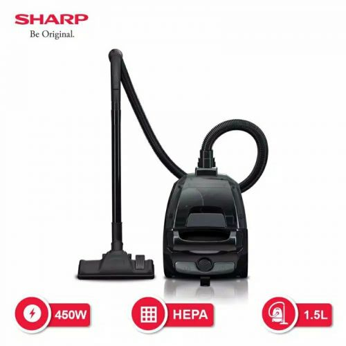 Sharp EC-NS18-BK Bagless Vacuum Cleaner