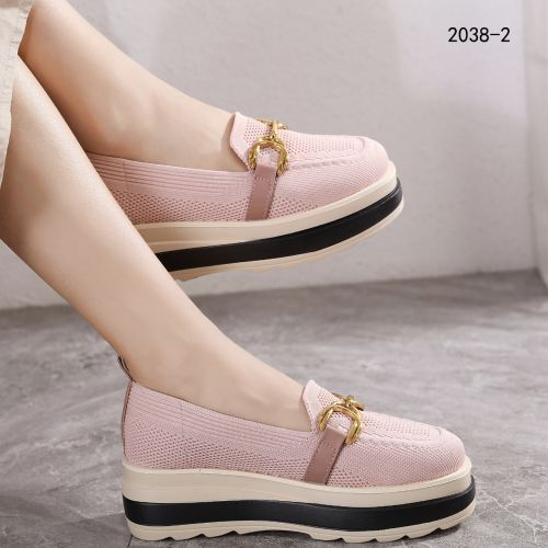 GC Wedges Slip-On Shoes #2038-2*