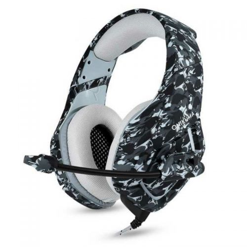 Gaming Headset Super Bass with Microphone