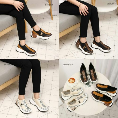 LV Sneakers Shoes For Women D10825