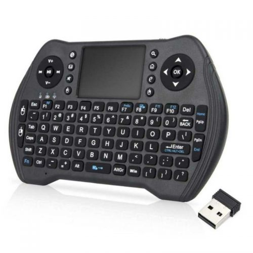 Keyboard Wireless with Touchpad