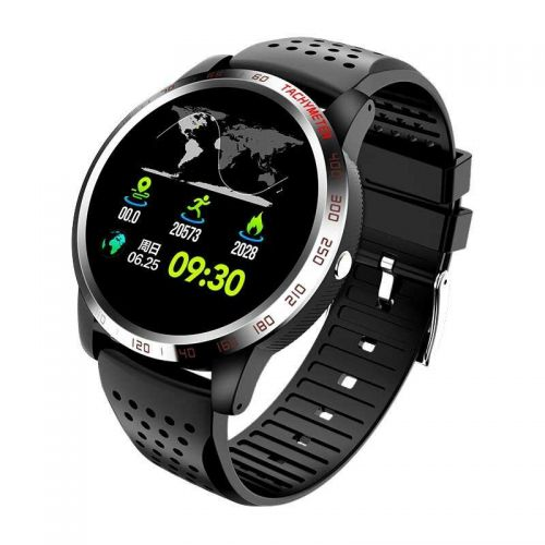 Smartwatch Heart Rate Calorie - W3