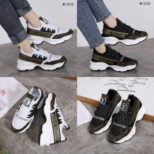 LOUIS VUITTON LV COOL STYLE HYPE SNEAKERS W1020