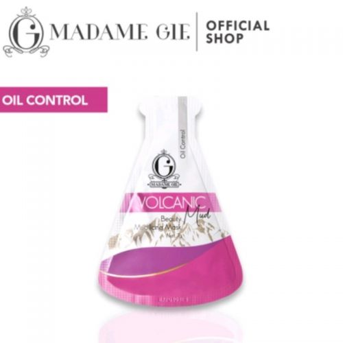 Madame Gie Volcanic Mud Beauty Mud Icing Mask 7 g