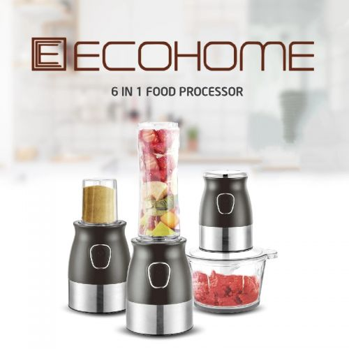 Ecohome 6 in 1 Food Processor