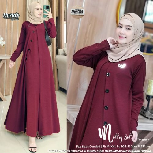 MELLY SET BY UWAIS