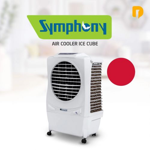 Standing AC Air Cooler Ice Cube Symphony