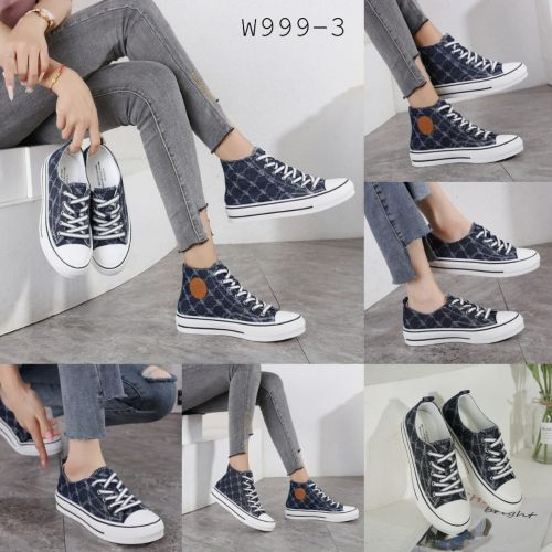 VILLY CASUAL STYLE SNEAKERS W999-3