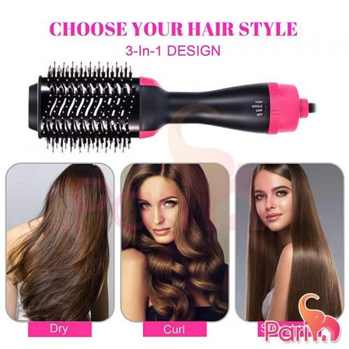 Alat Rambut One Step Hair Dryer  4 in 1