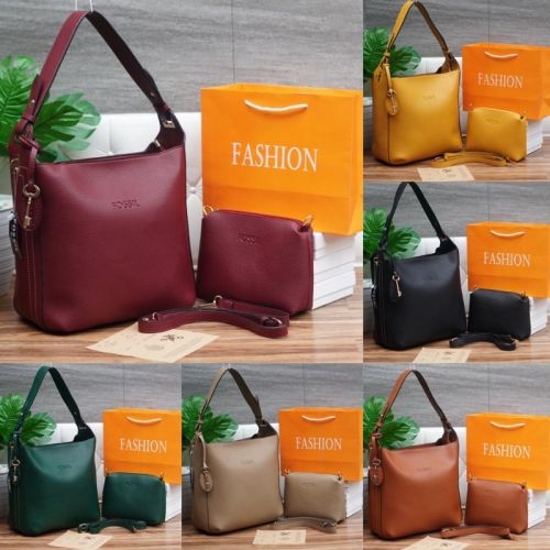 Foss HOBO k04 (Free Paper Bag + free pouch)