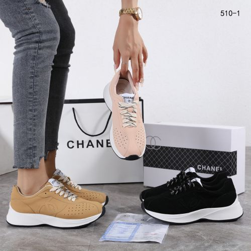 CHANEL TRAINERS #510-1