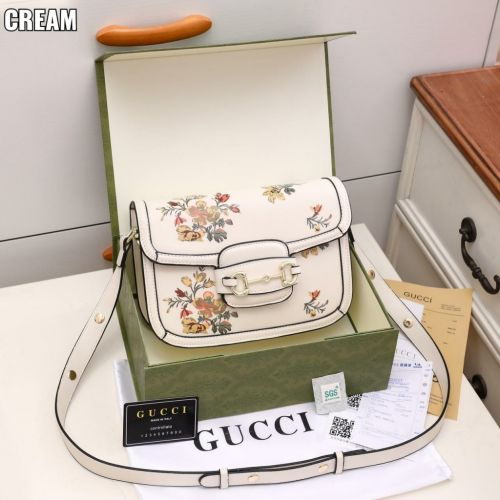 TAS GUCCI 96678 WITH BOX MAGNET