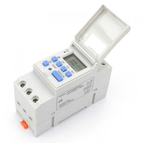 Timer Time Switch Relay 16A 220V 2000W - THC15A